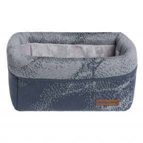 Baby's Only Commodemandje Marble - Granit Grey