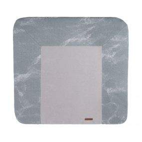 Baby's Only Waskussen Hoes 75x85 Marble - Silver Grey