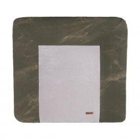 Baby's Only Waskussen Hoes 75x85 Marble - Groen Olive