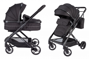 Kinderwagen Xpress Zwart