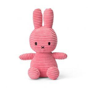 Nijntje Corduroy Bubblegum Pink 23 cm