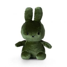 Nijntje Knuffel Velvet Moss Green 23 cm