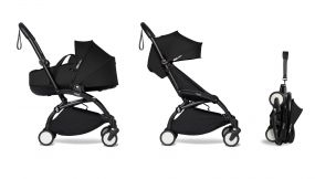 Babyzen Kinderwagen 2 in 1 YOYO2 Black