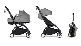 Babyzen Kinderwagen 2 in 1 YOYO2 Grey