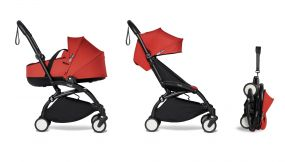 Babyzen Kinderwagen 2 in 1 YOYO2 Red