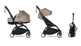 Babyzen Kinderwagen 2 in 1 YOYO2 Taupe