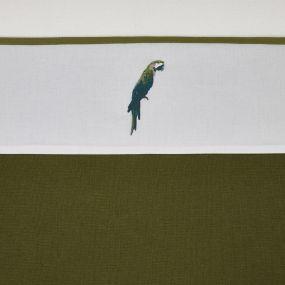 Meyco Wieglaken Parrot 75x100cm