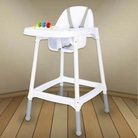 Outlet BabyJem Kinderstoel Jezz Evolution White