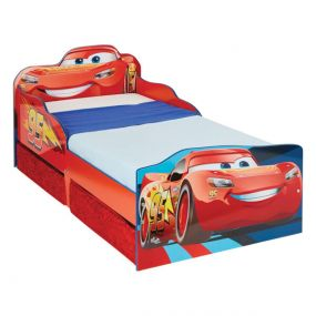 Disney Cars McQueen Snuggle Time Bed