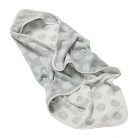 Leander Badcape Organic Cool Grey