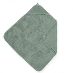 Jollein Badcape Badstof 75 x 75 cm Ash Green