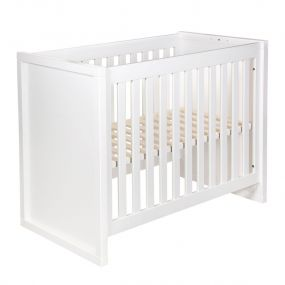 Quax Doorgroei Ledikant Kinderbed Stripes White 60 x 120 cm / 90 x 200 cm