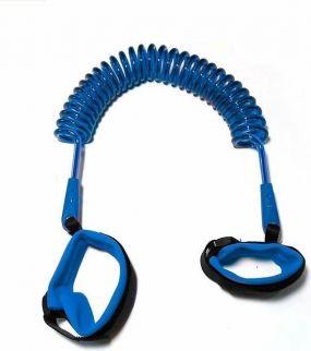 Cabino Anti Wegloop Polsband Kind Blauw