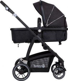 Safety 1st Kinderwagen 2 in 1 Crossy Pure Black