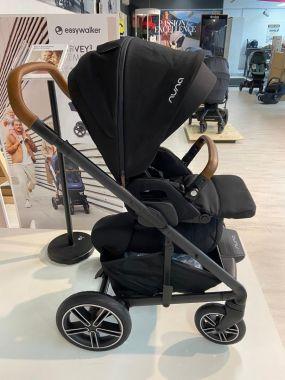 Showmodel Nuna Mixx Next Kinderwagen Met Zitje