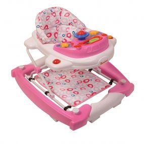 Baninni Loopstoel Classic Candy Pink