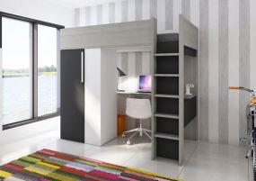 Studio Hoogslaper Antraciet