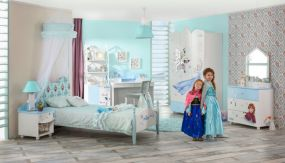 Frozen Kinderkamer Compleet