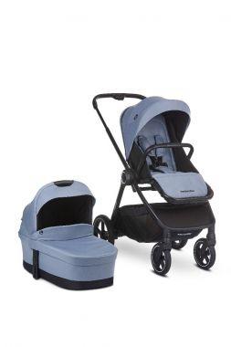 Easywalker Kinderwagen Rudey Steel Grey