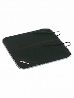 Recaro Autostoelbeschermer Eco Leather Black