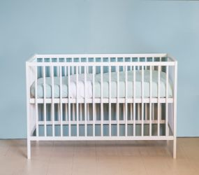 Cabino Babybed Wit Open
