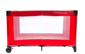 XAdventure Campingbed Luxe rood