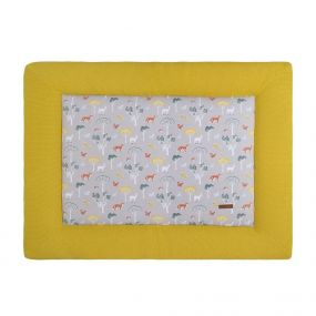 Baby's Only Boxkleed Forest Mustard 80 x 100 cm