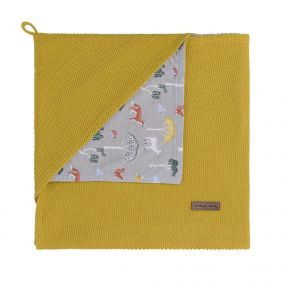 Baby's Only Omslagdoek Forest Mustard