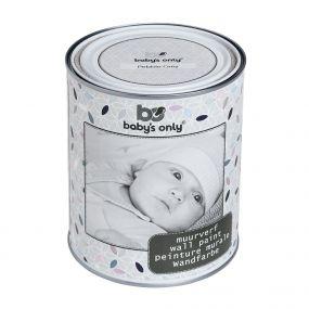 Baby's Only Muurverf Kiezelgrijs 1 liter