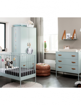 Showmodel Coming Kids Babykamer 4 -Delig Seagreen Capelle