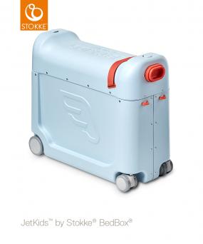 JetKids™ by Stokke® BedBox™ Blue Sky
