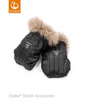 Stokke® Stroller Wanten Onyx Black