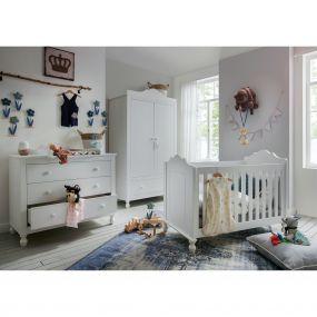 Babykamer Klaudia 3-Delig