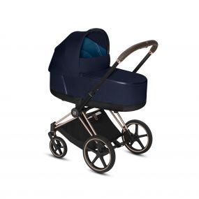 Cybex Kinderwagen Priam Lux Plus 2 in 1 Midnight Blue