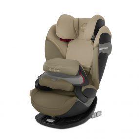 Cybex Autostoel Pallas S-Fix Classic Beige - Mid Beige