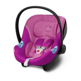 Cybex Autostoel Aton M Magnolia Pink - Purple