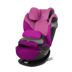 Cybex Autostoel Pallas S-Fix Magnolia Pink - Purple