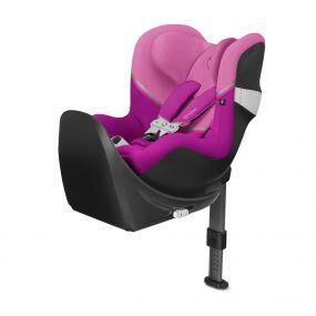 Cybex Autostoel Sirona M2 I-Size Sensorsafe Magnolia Pink - Purple