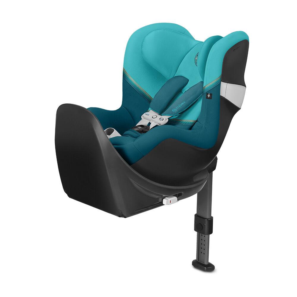 Cybex Autostoel Sirona M2 I-Size Sensorsafe River Blue - Turquoise