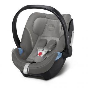 Cybex Autostoel Aton 5 Soho Grey - Mid Grey