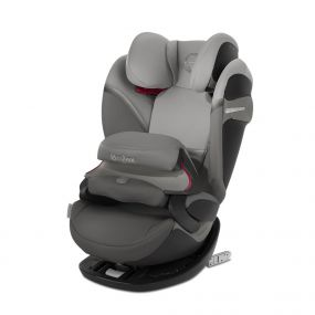 Cybex Autostoel Pallas S-Fix Soho Grey - Mid Grey