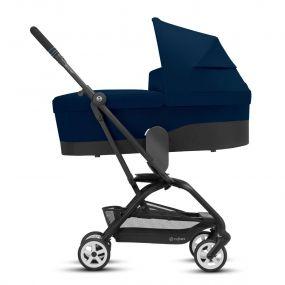 Cybex Kinderwagen 2 in 1 Eezy S Twist 2 Navy Blue Black Frame
