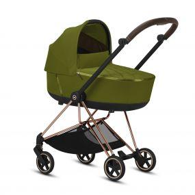 Cybex Kinderwagen Mios 2 in 1 Lux Khaki Green Brown