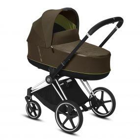 Cybex Kinderwagen Priam 2 in 1 Khaki Green Brown