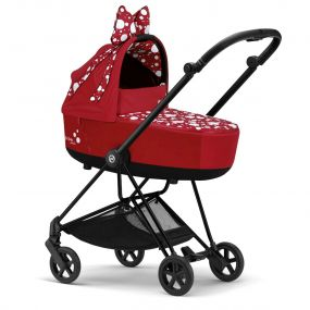 Cybex Kinderwagen 2 in 1 Mios Petticoat Dark Red