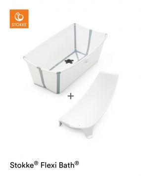 Stokke® Flexi Bath™ White + Newborn Support