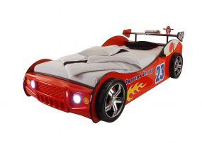 Autobed Energy Race Rood