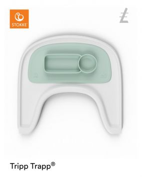 ezpz™ by Stokke™ Placemat voor Tripp Trapp™ V2 Eetblad Soft Mint