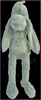 Happy Horse Muziekdoosje Rabbit Richie Green