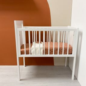 Cabino Wieg Luxe Charlie Wit 40 x 80 cm